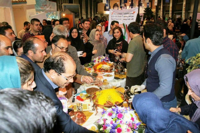unesco-participates-in-third-international-eco-silk-road-food-festival-in-zanjan-province