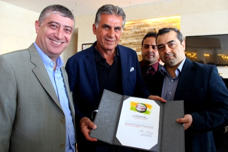"4-june-2014-javad-nekoonam-and-carlos-queiroz-join-unaids-and-unfpa-to-""protect-the-goal"""