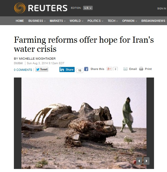 farming-reforms-offer-hope-for-iran-s-water-crisis