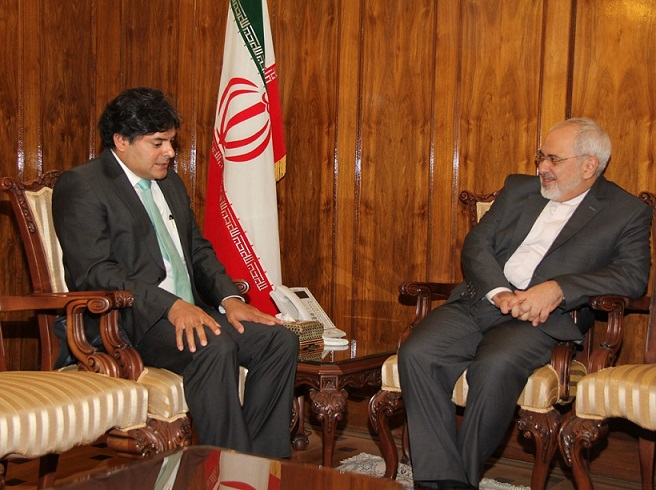 unhcr-representative-to-iran,-mr-sivanka-dhanapala-submitted-a-copy-of-his-credentials-to-minister-of-foreign-affairs,-dr-javad-zarif-on-21-july-2014-in-a-subtle-reference-to-the-situation-in-iraq-and-neighboring-countries-dr-zarif-stressed-that-unhcr-has