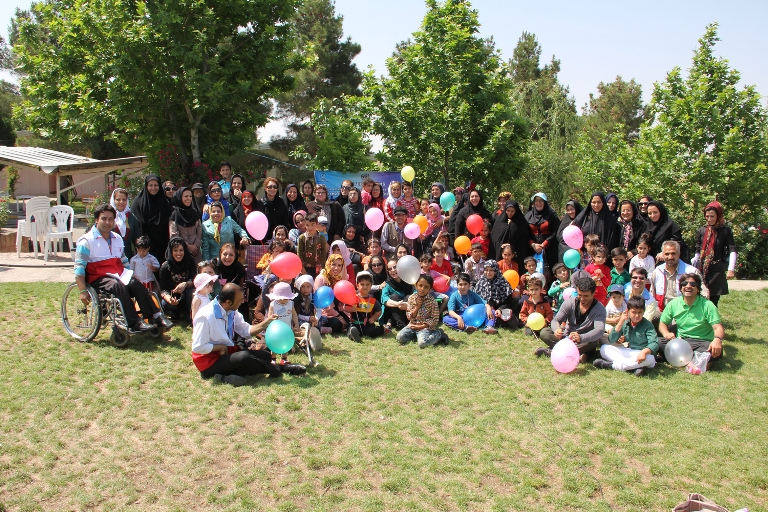 disabled-ngo-commemorates-international-day-of-families-in-qazvin